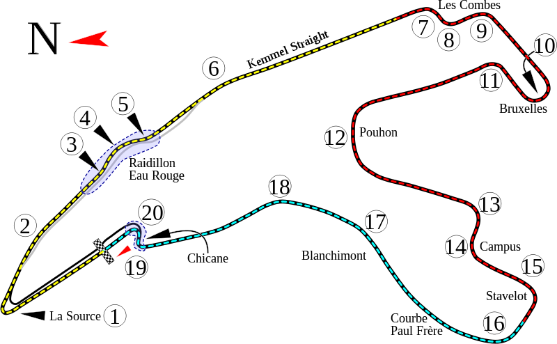 Spa-Francorchamps_of_Belgium
