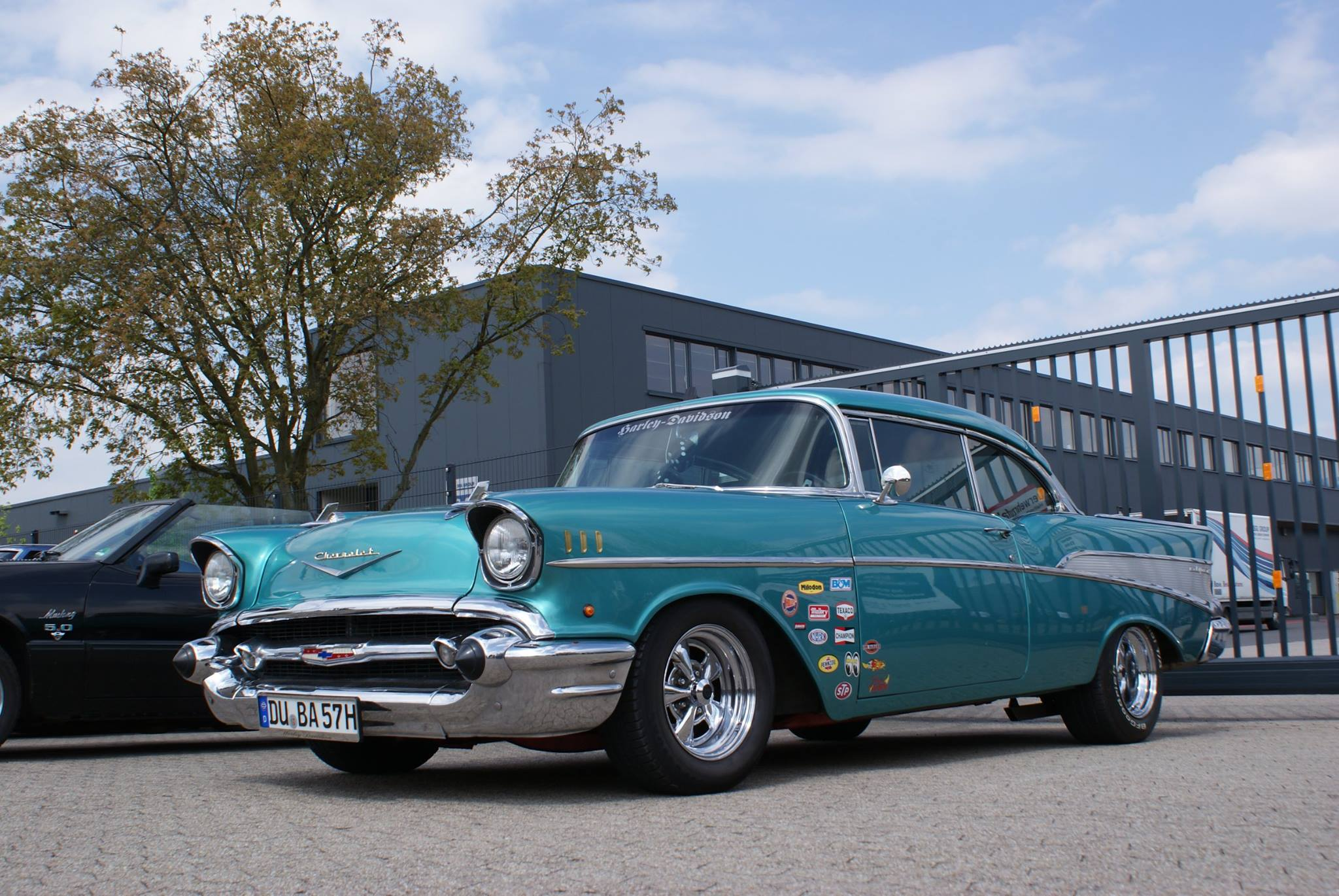 Chevrolet Bel Air Oldtimer NRW