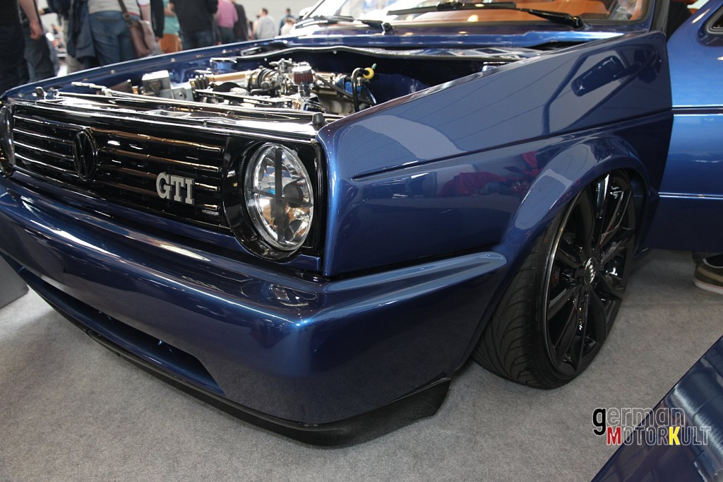 VW Golf 2 GTI Schokomann