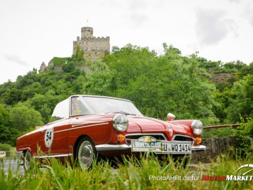 Brohltal-Classic Oldtimer Rallye 2015
