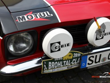Brohltal Classic Oldtimerrallye 2015   - 31
