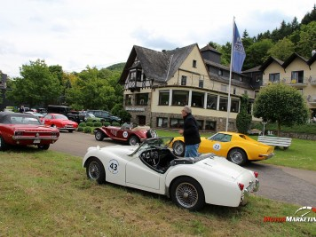 Brohltal Classic Oldtimerrallye 2015   - 39