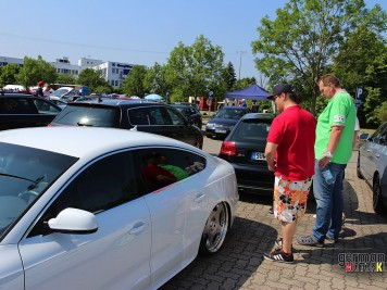 VW Treffen Kibo 2015 Low Sunday