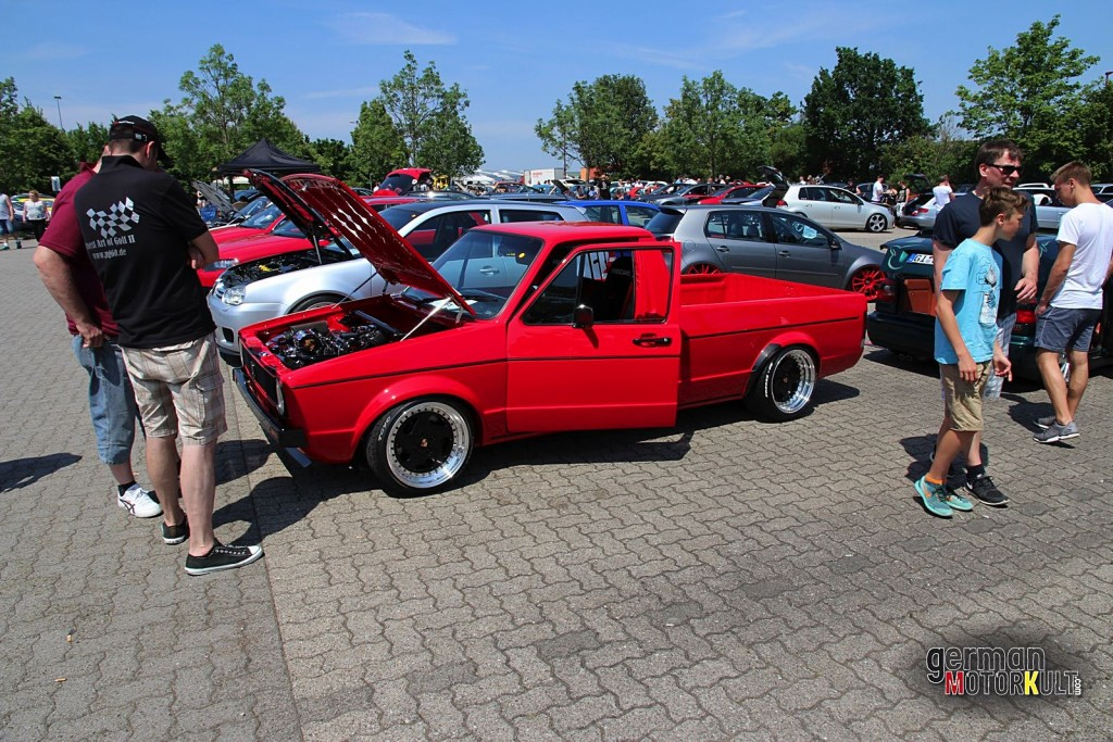 VW Treffen Kibo 2015 Low Sunday - 166