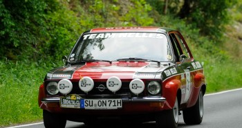 30.05.2015 - Oldtimer - 6. Brohltal-Classic - #28 Opel Ascona A Gr.2 Bj. 1971 - Foto: PhotoAHRt