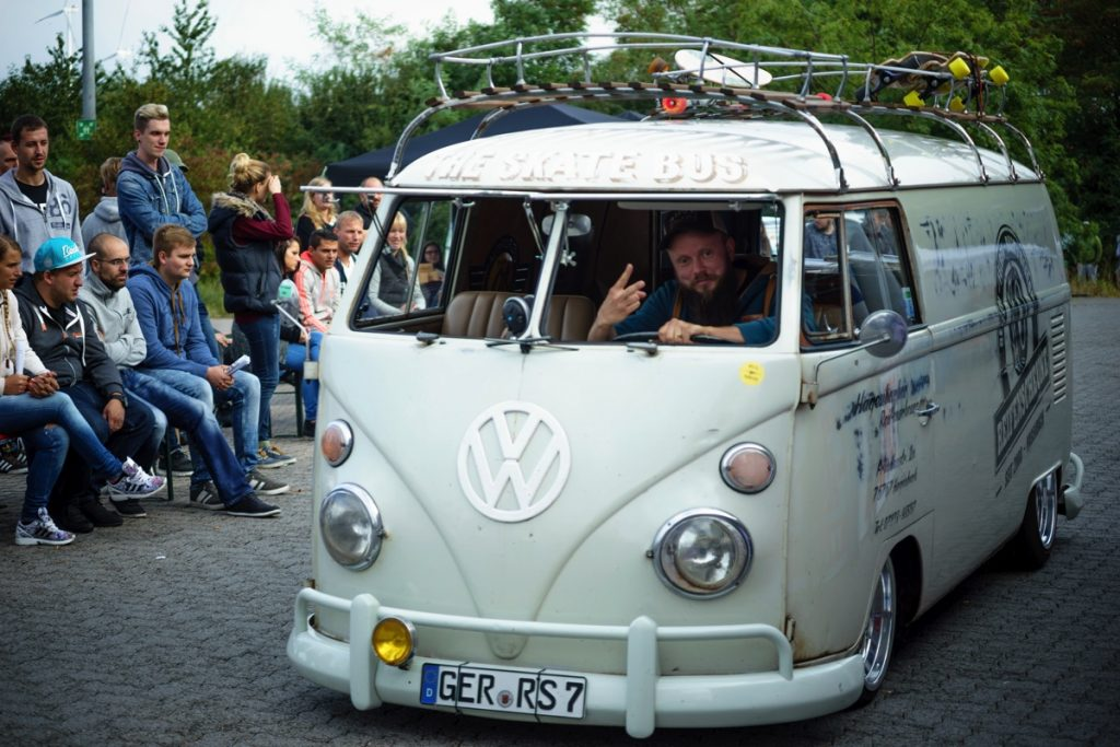 Volkswagen T1 Bus Walk Through