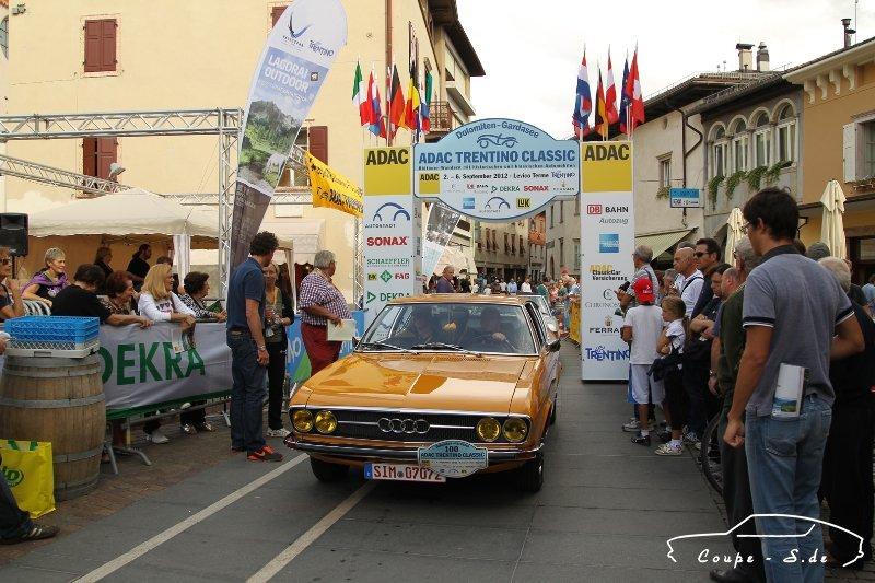 Team Sonax - ADAC Trentino Classic 2012