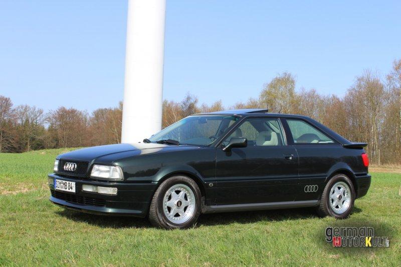 Audi Coupe Typ 89 Von Marco Echte Autos Saufen Kein E10