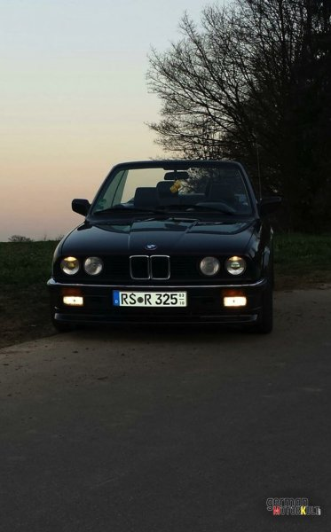 BMW 325i Cabrio Open Air3