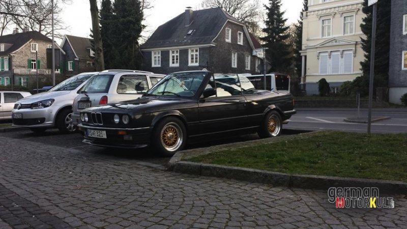 BMW 325i Cabrio Open Air5