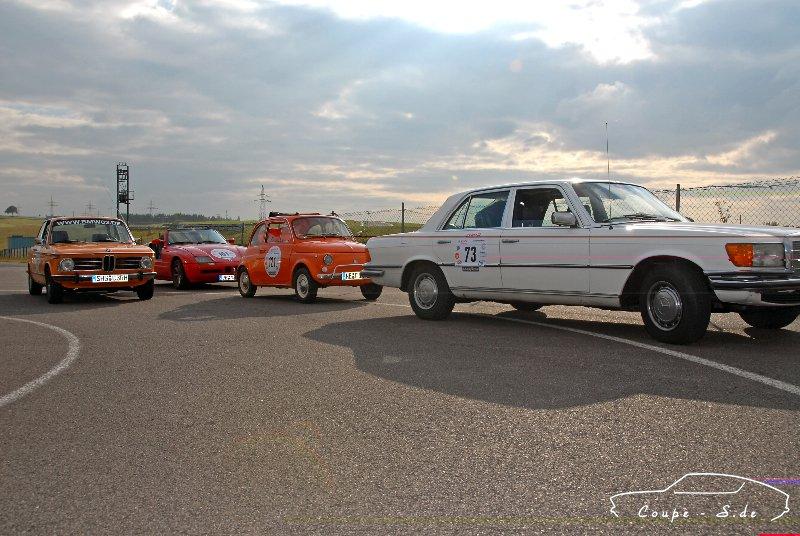 Creme21 Youngtimer Rallye 2013 Creme 21
