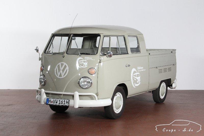 VW T1 Doka Donau Classic 2013