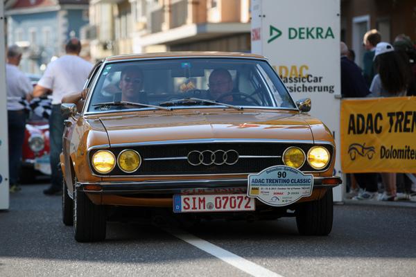 ADAC Trentino Classic 2013 - Team Sonax