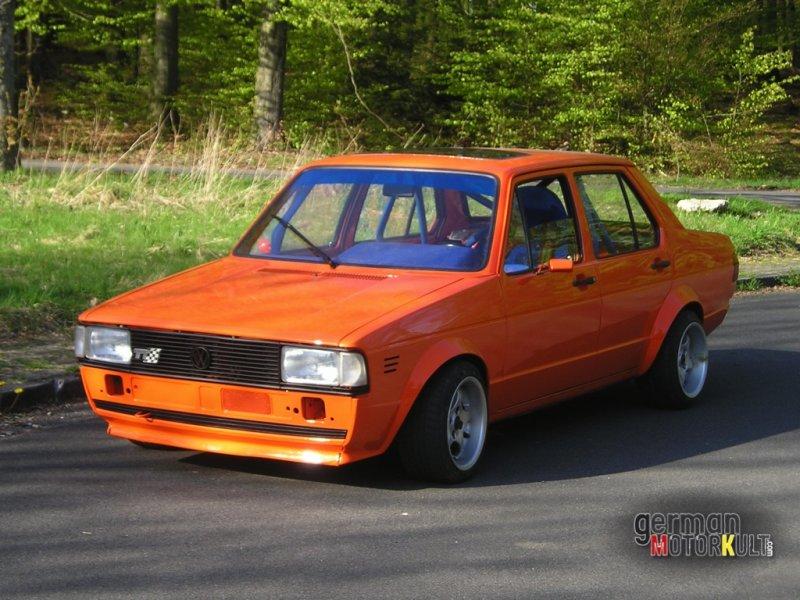 VW Jetta MK1 Typ 16 -11