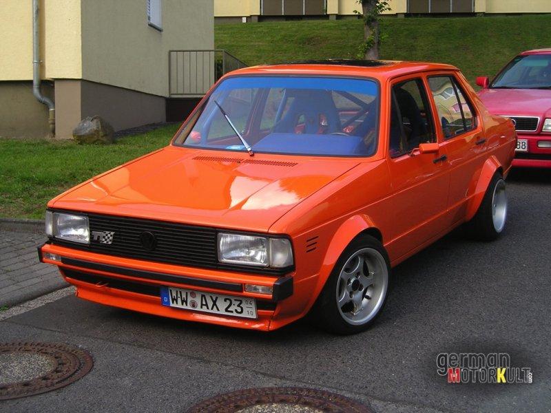 VW Jetta MK1 Typ 16 -17
