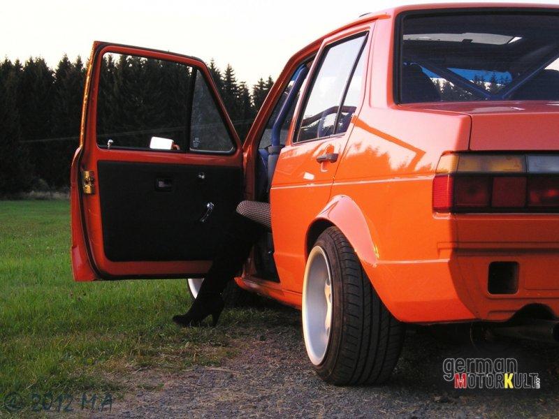 VW Jetta MK1 Typ 16 -21