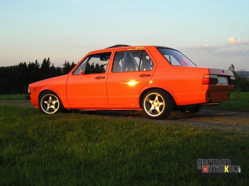 VW Jetta MK1 Typ 16 -26