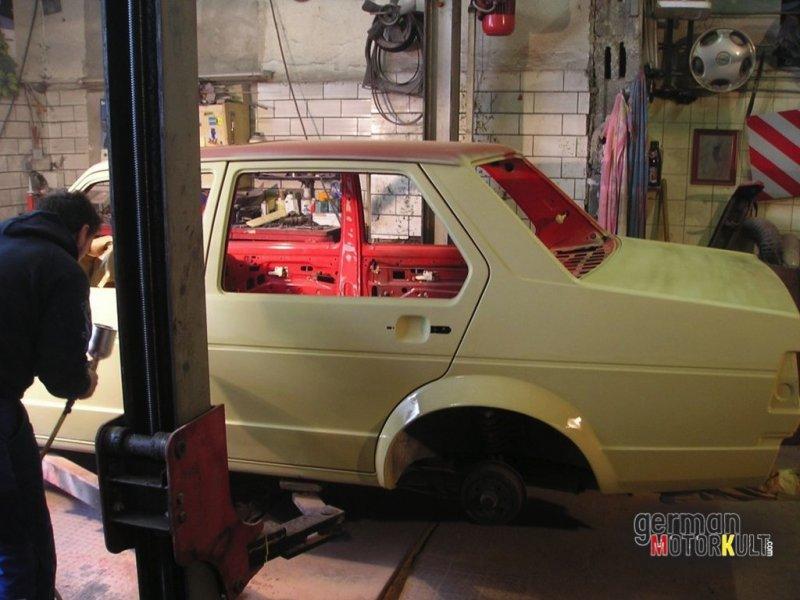 VW Jetta MK1 Typ 16 -3