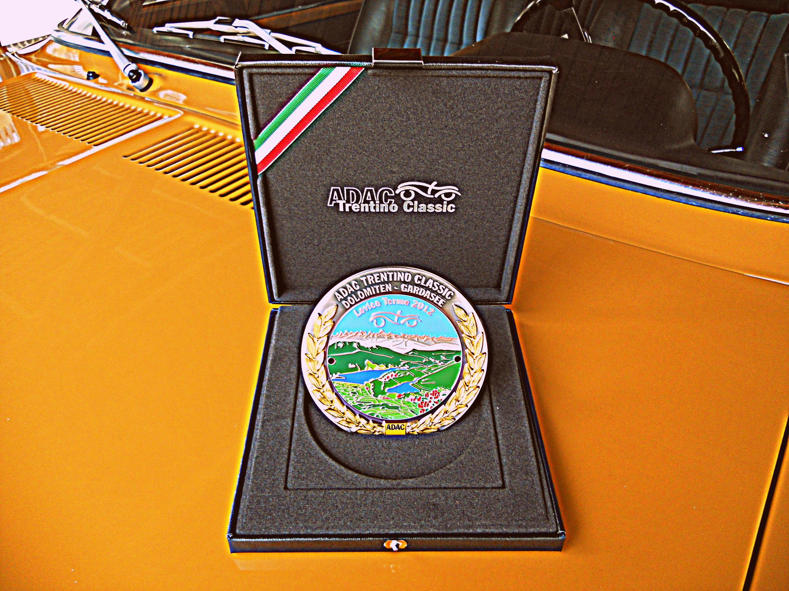 ADAC Trentino Classic Audi 100 Coupe S