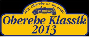 Oberehe Klassik 2013