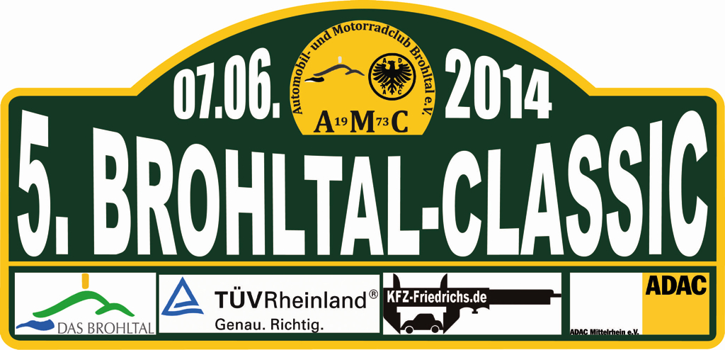 Brohltal Classic 2014