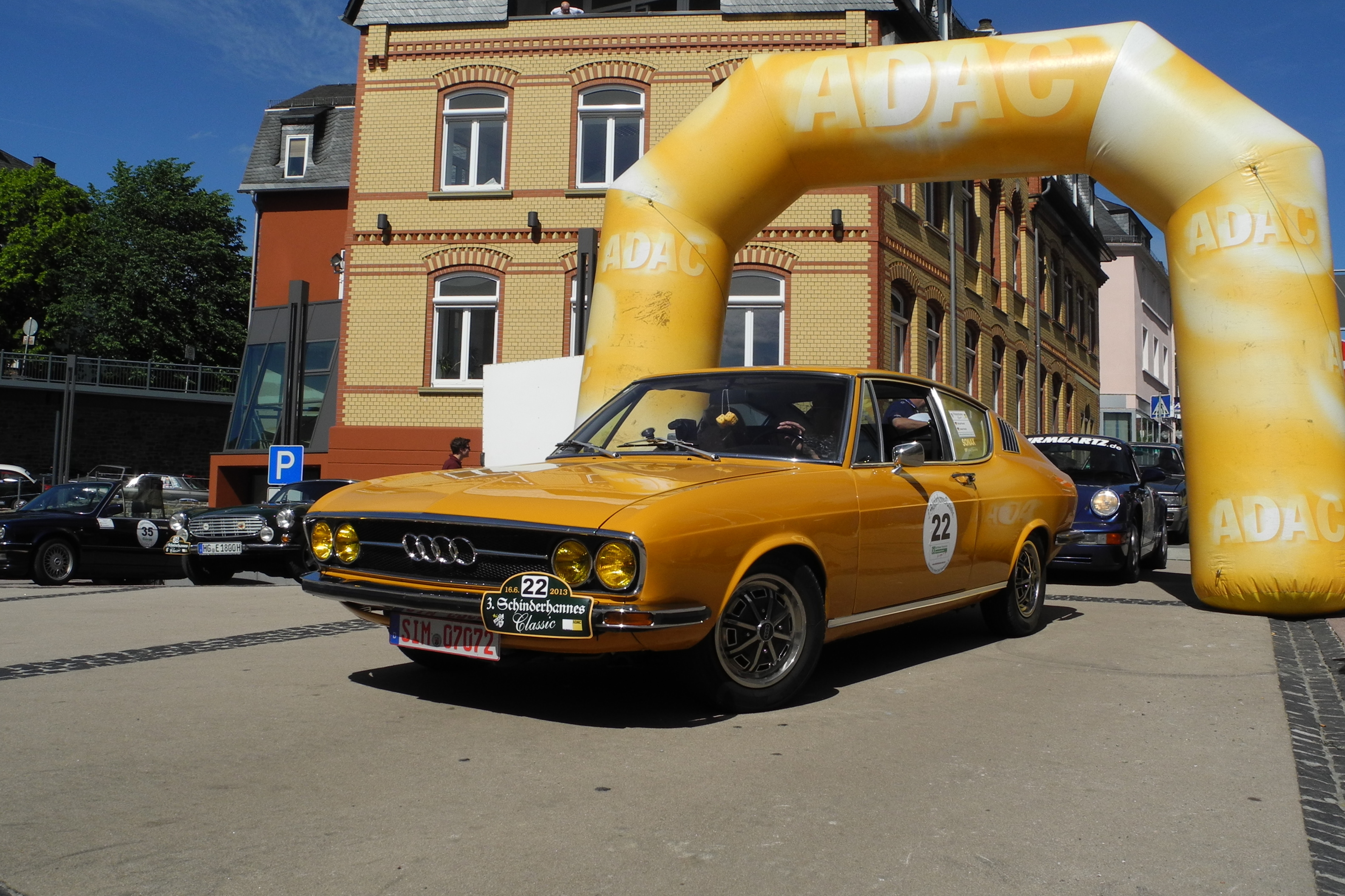 Audi Classic on Tour