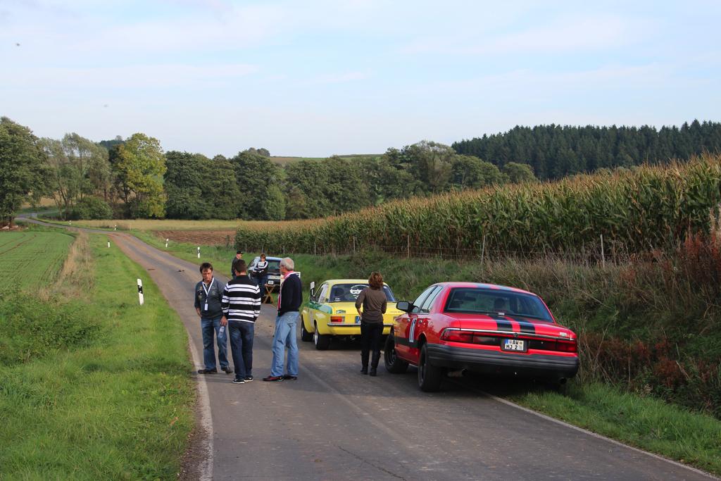 Oberehe Klassik 2013 Oldtimer Rallye
