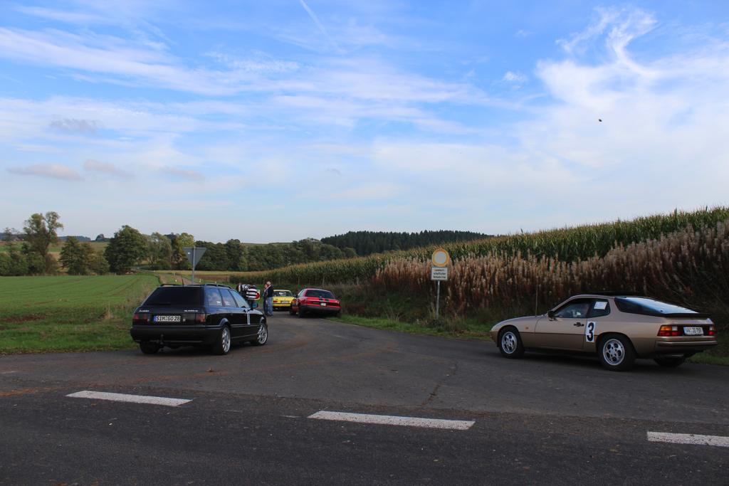 Oberehe Klassik 2013 Classic Rallye