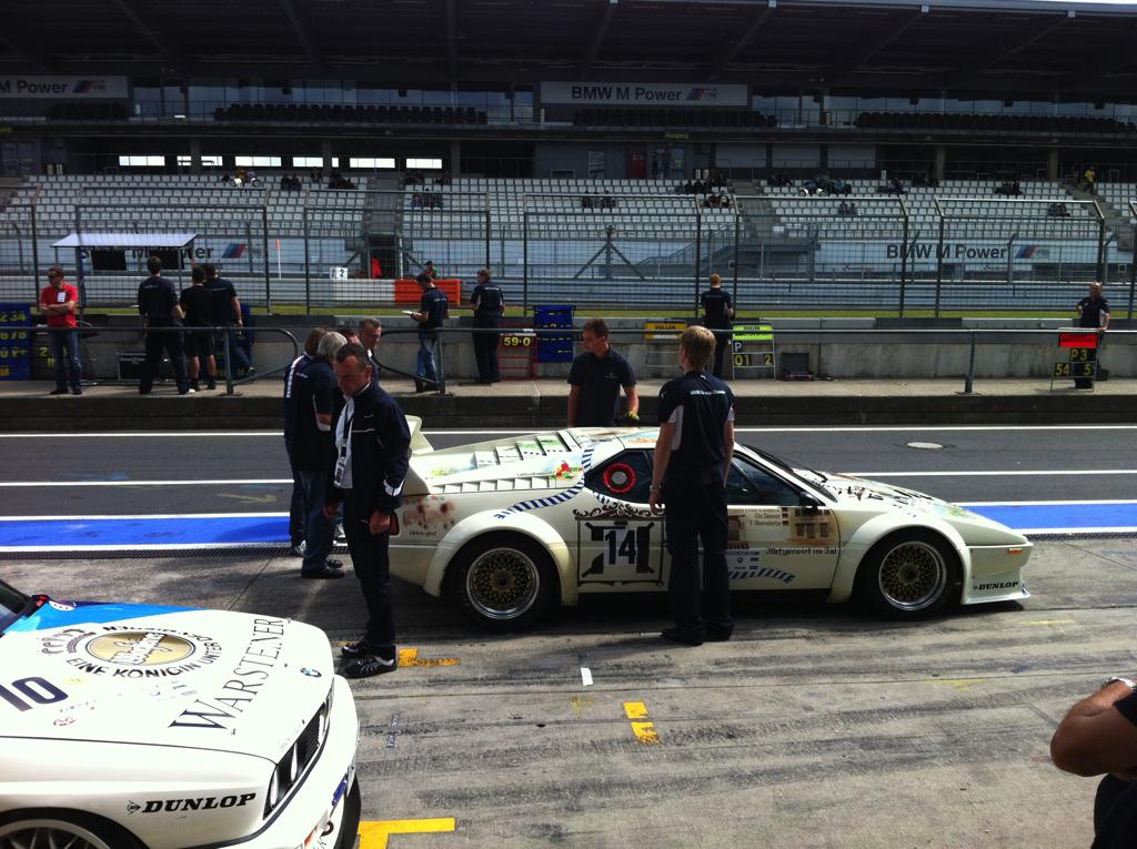 Oldtimer Grand Prix Nurburgring