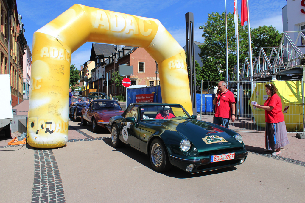 Schinderhannes Classic Rallye 2013