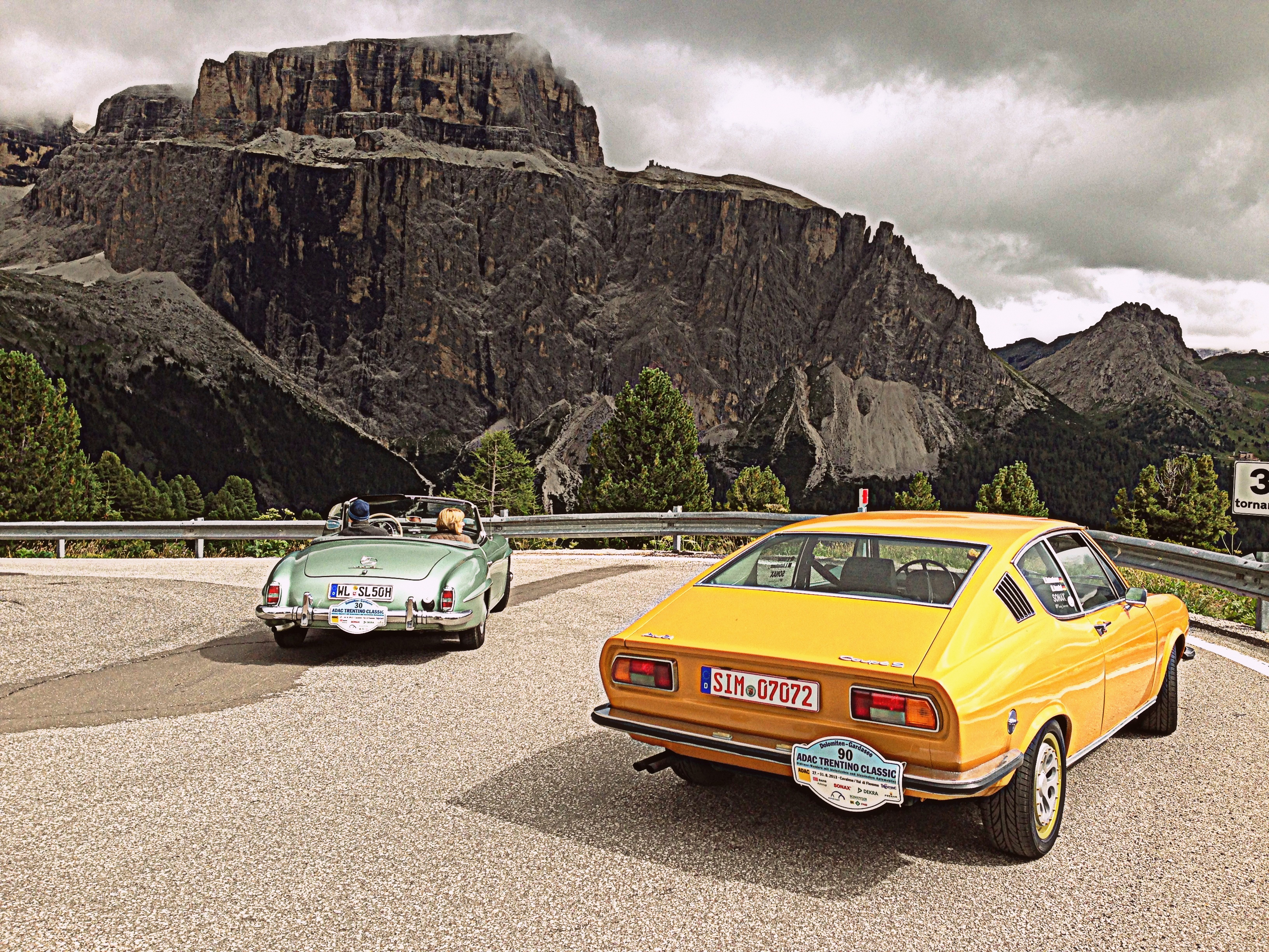 ADAC Trentino Classic 2013 Video