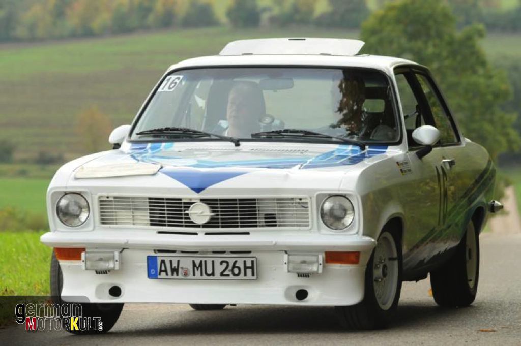 Opel Ascona A Jürgen - 1