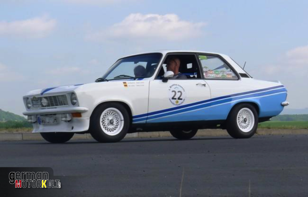 Opel Ascona A Jürgen - 20