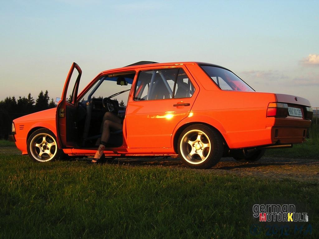 VW Jetta MK1 Typ 16
