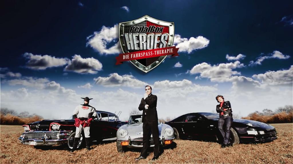 Pedalbox Heros