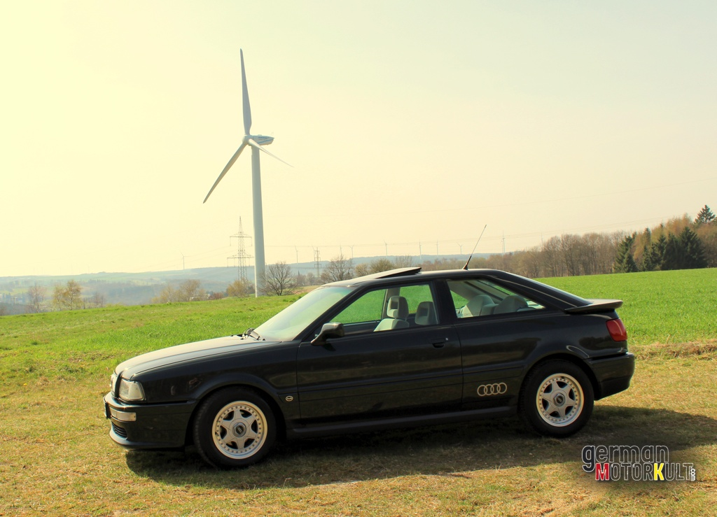 Audi Coupe B3 B4 Typ89