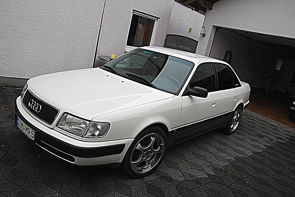 Audi 100 C4 5-Zylinder - 2