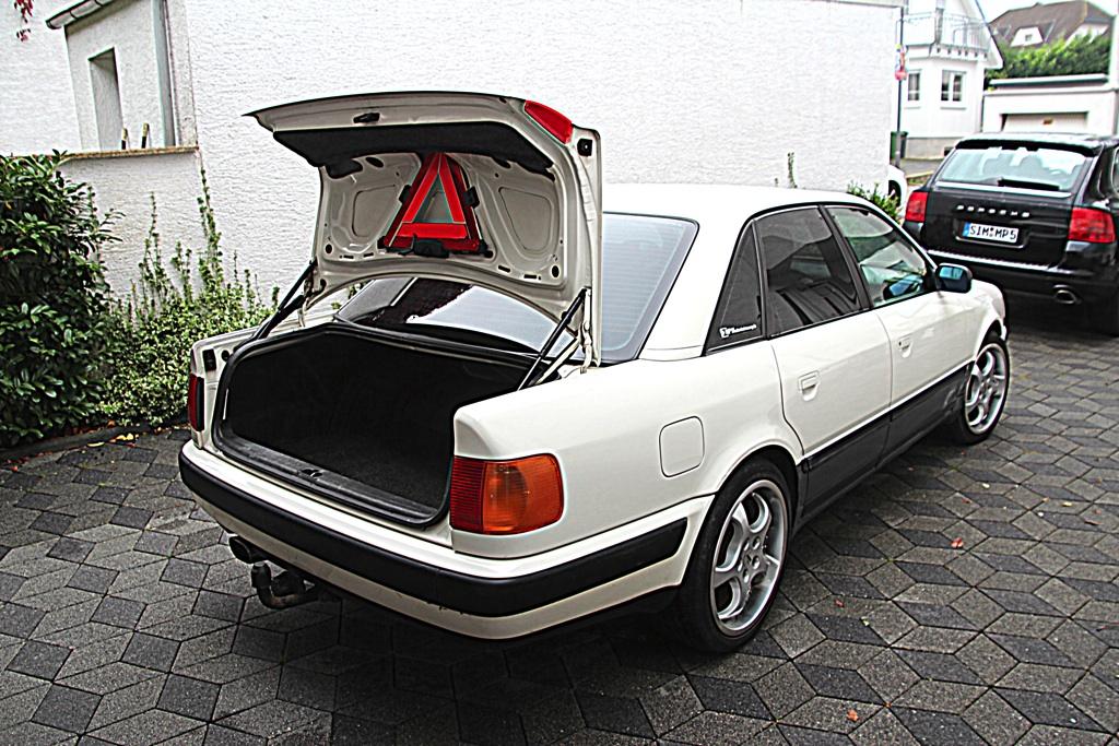 Audi 100 C4 5-Zylinder - 4