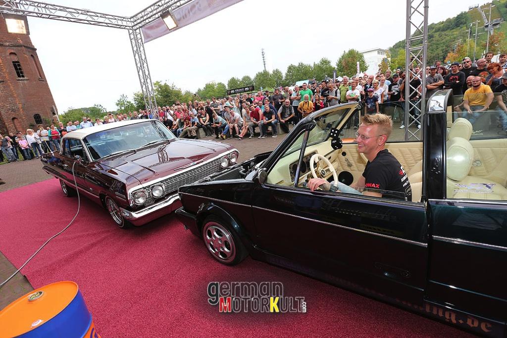 Youngtimer Show 2014 Zeche Ewald - 79