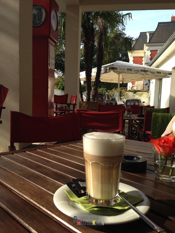 Tankstelle Cafe Restaurant Garage Du Pont Potsdam 36 Germanmotorkult