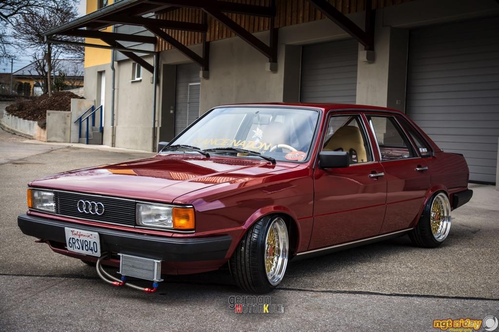 Audi 80 Typ 81 Tirschner - 7