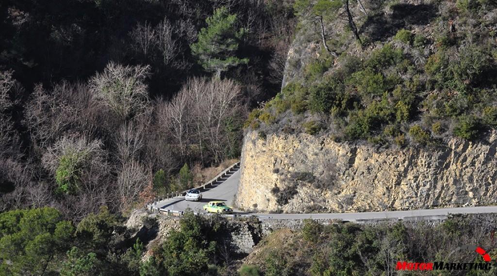 AvD Histo Monte Opel Ascona Friedrichs Carlo Ziel - 5