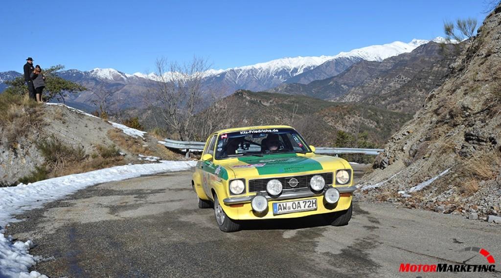 AvD Histo Monte Opel Ascona Friedrichs Carlo Ziel - 6