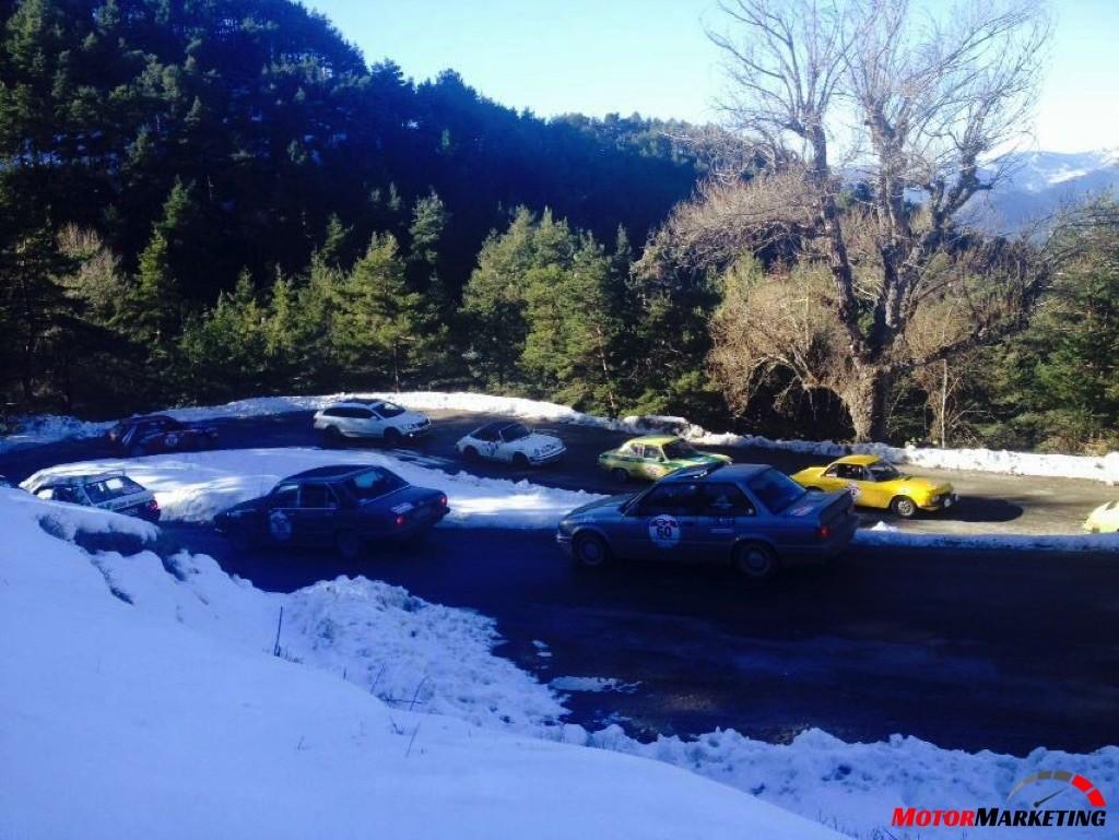 AvD Histo Monte Opel Ascona Friedrichs Carlo Ziel - 9