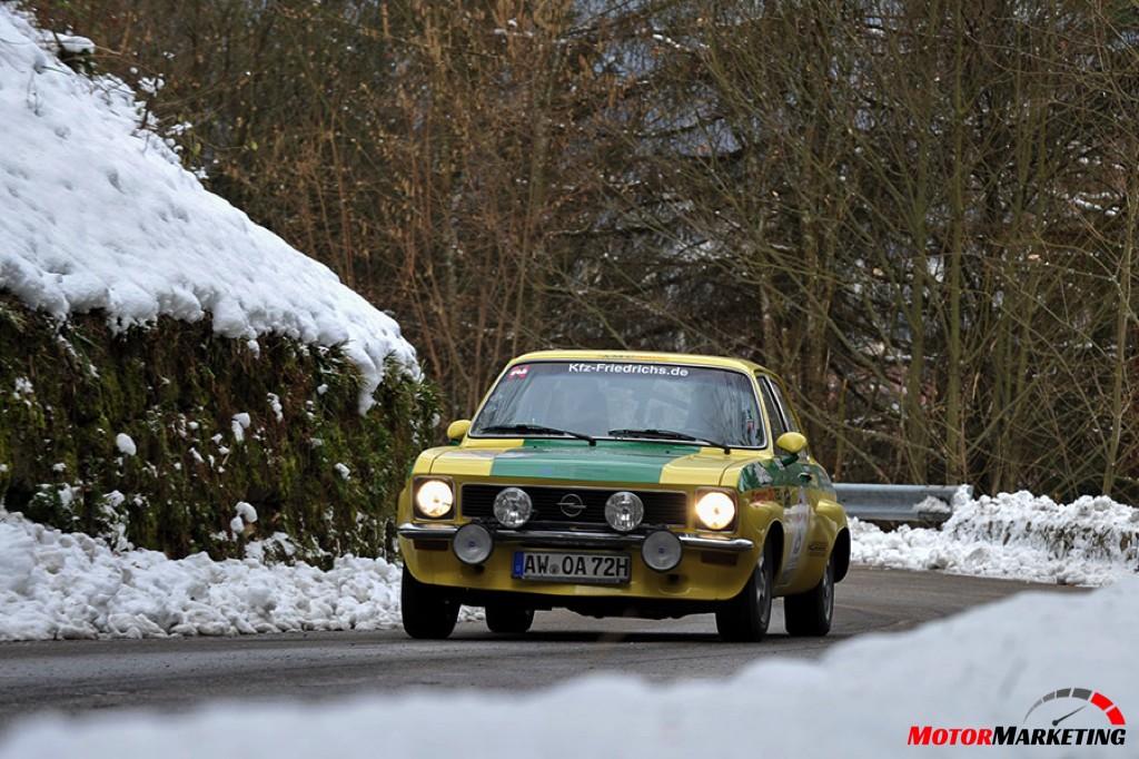 AvD Histo Monte Opel Ascona Friedrichs Tag2 - 4