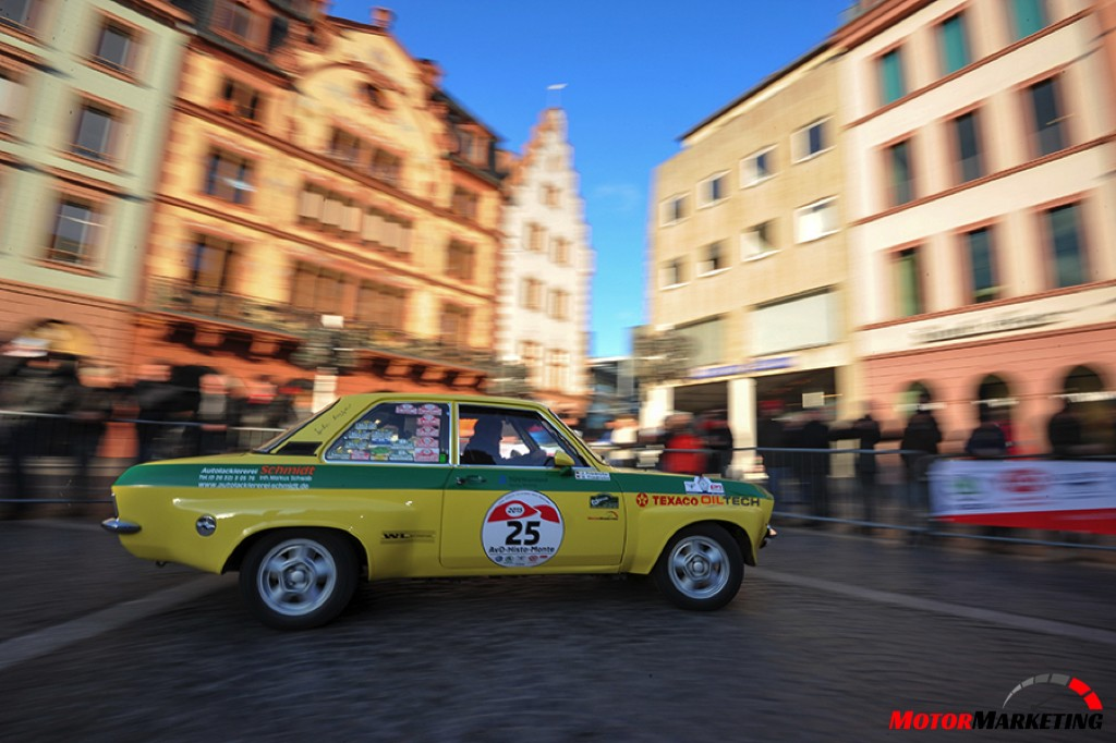 AvD Histo Monte Opel Ascona Friedrichs Tag2 - 7