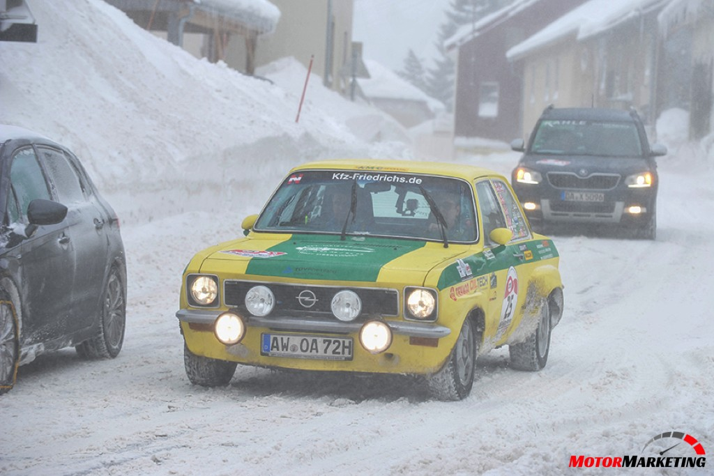 AvD Histo Monte Opel Ascona Friedrichs Tag2 - 8