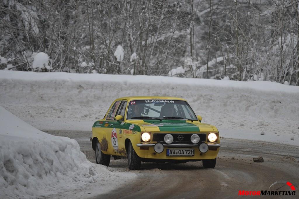 AvD Histo Monte Opel Ascona Friedrichs Tag2 - 9