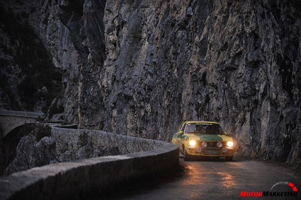 AvD Histo Monte Opel Ascona Friedrichs Tag3 - 1