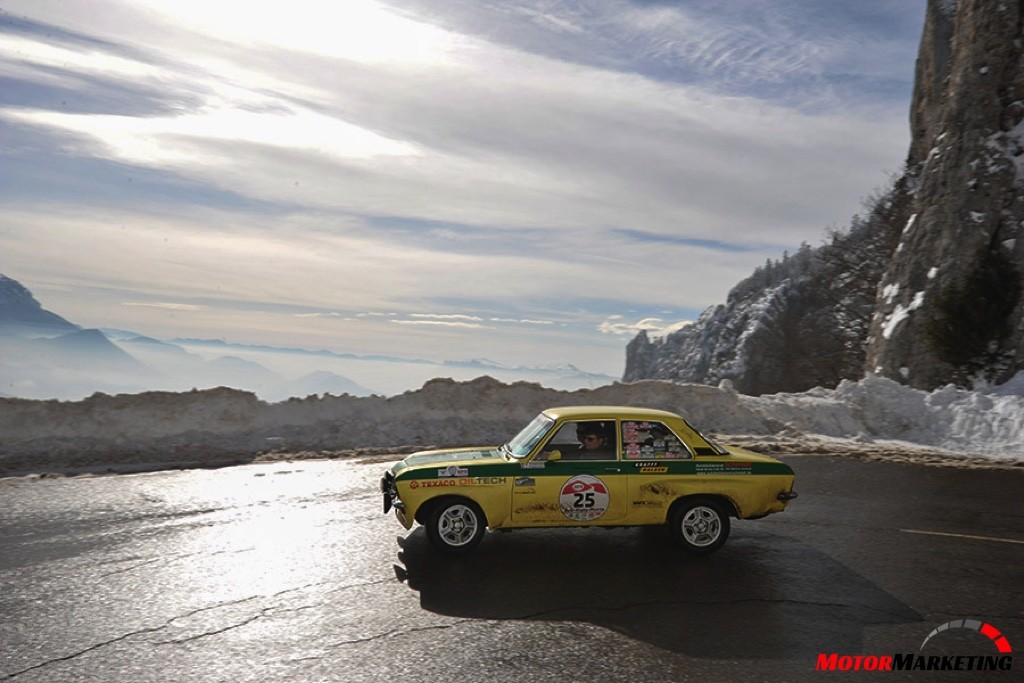AvD Histo Monte Opel Ascona Friedrichs Tag3 - 2
